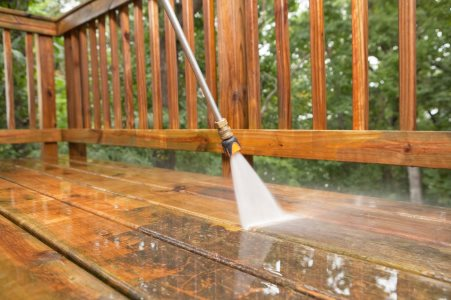 Power Washing in Moriches Long Island